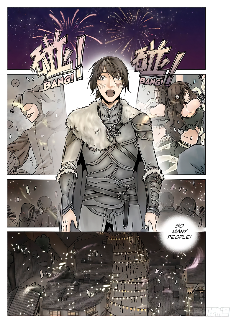 LORD Legend of Ravaging Dynasties Chapter 9  Online Free Manga Read Image 7