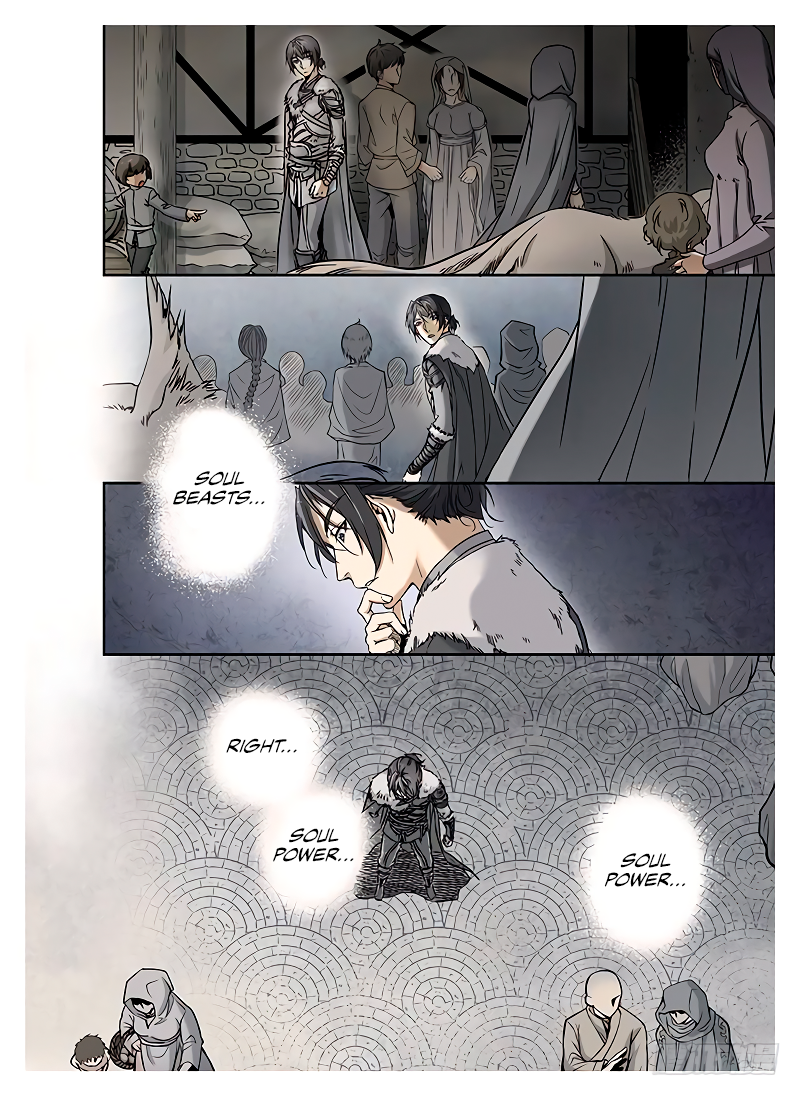 LORD Legend of Ravaging Dynasties Chapter 9  Online Free Manga Read Image 8