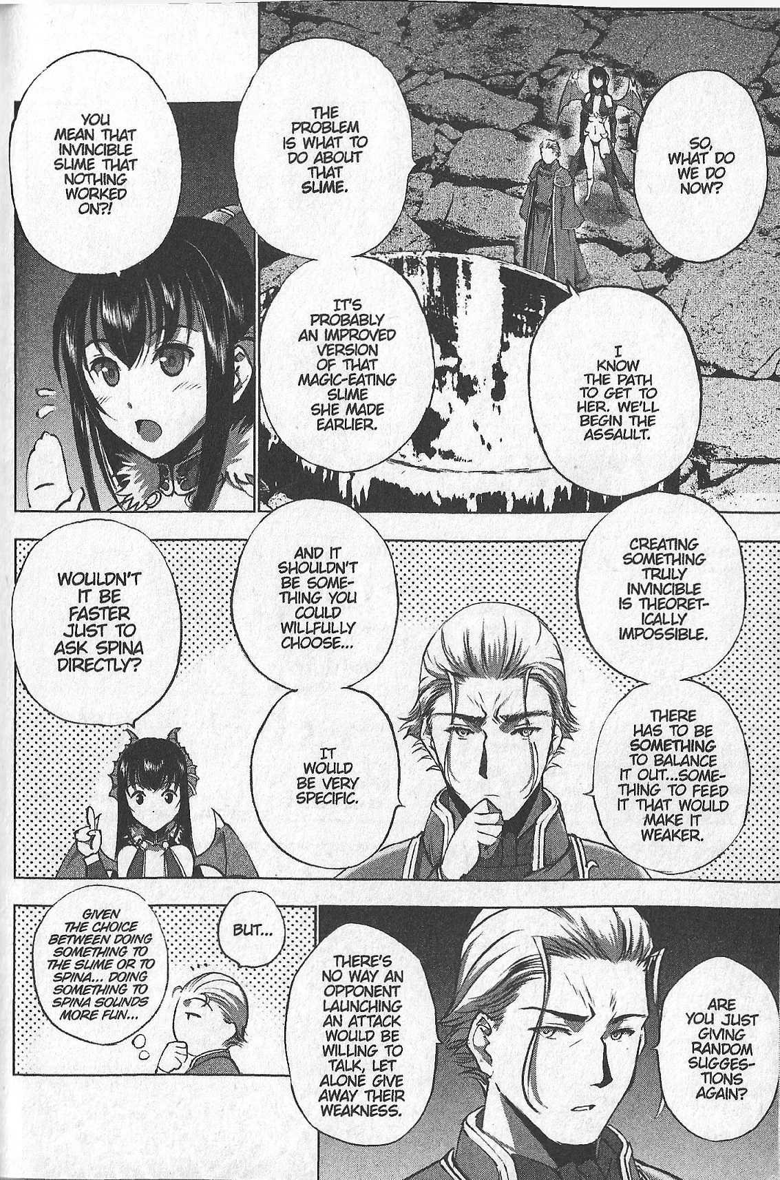 Maou No Hajimekata Chapter 38  Online Free Manga Read Image 2