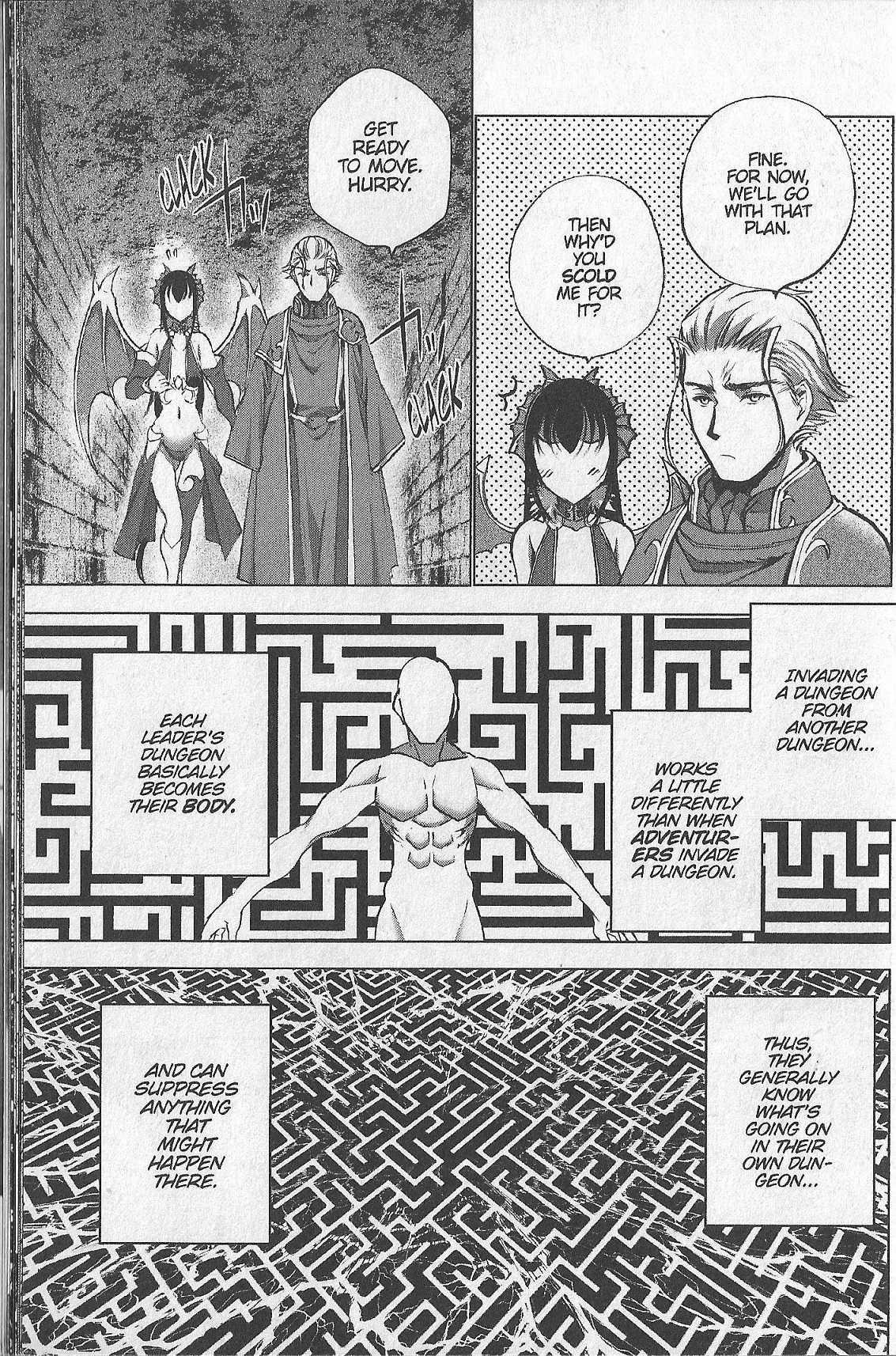 Maou No Hajimekata Chapter 38  Online Free Manga Read Image 3
