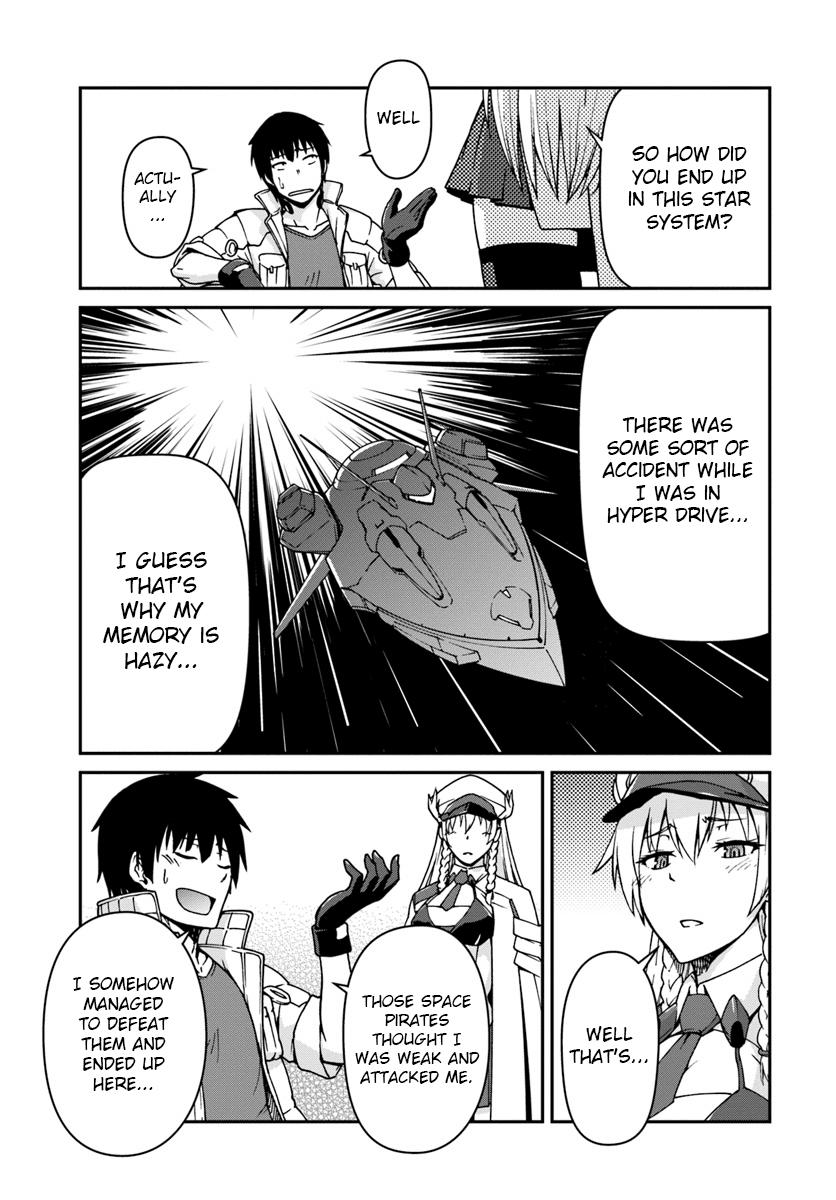Mezametara saikyou soubi to uchuusenmochi datta no de ikkodate mezashite youhei toshite jiyuu ni ikitai Chapter 2  Online Free Manga Read Image 11
