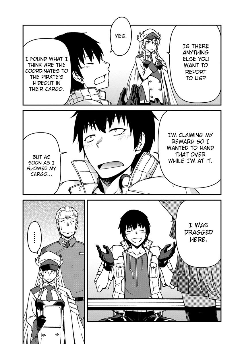 Mezametara saikyou soubi to uchuusenmochi datta no de ikkodate mezashite youhei toshite jiyuu ni ikitai Chapter 2  Online Free Manga Read Image 5