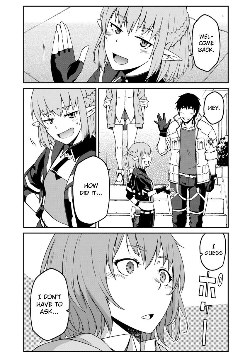 Mezametara saikyou soubi to uchuusenmochi datta no de ikkodate mezashite youhei toshite jiyuu ni ikitai Chapter 4.1  Online Free Manga Read Image 1
