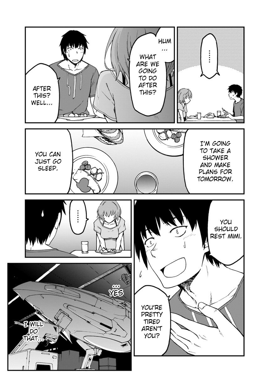 Mezametara saikyou soubi to uchuusenmochi datta no de ikkodate mezashite youhei toshite jiyuu ni ikitai Chapter 4.1  Online Free Manga Read Image 7
