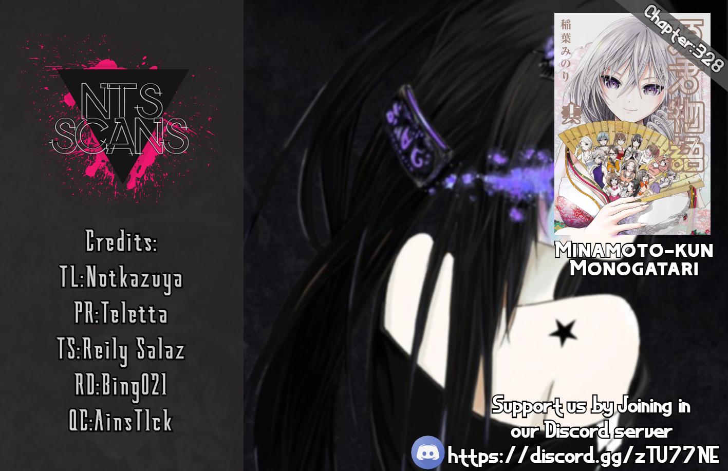 Minamotokun Monogatari Chapter 328  Online Free Manga Read Image 1