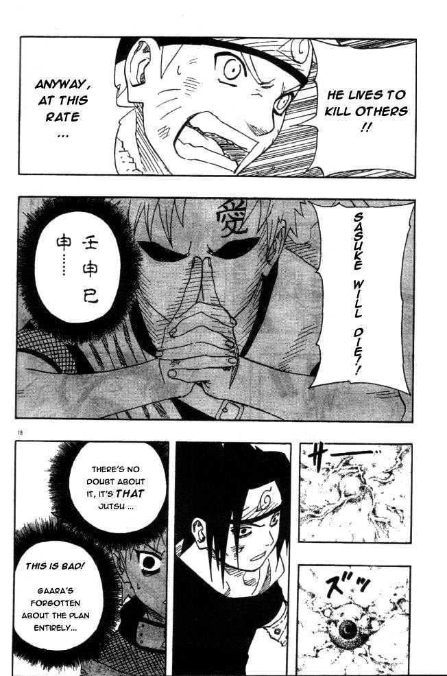 Naruto Chapter 112 Full Manga Read Scan Image 17