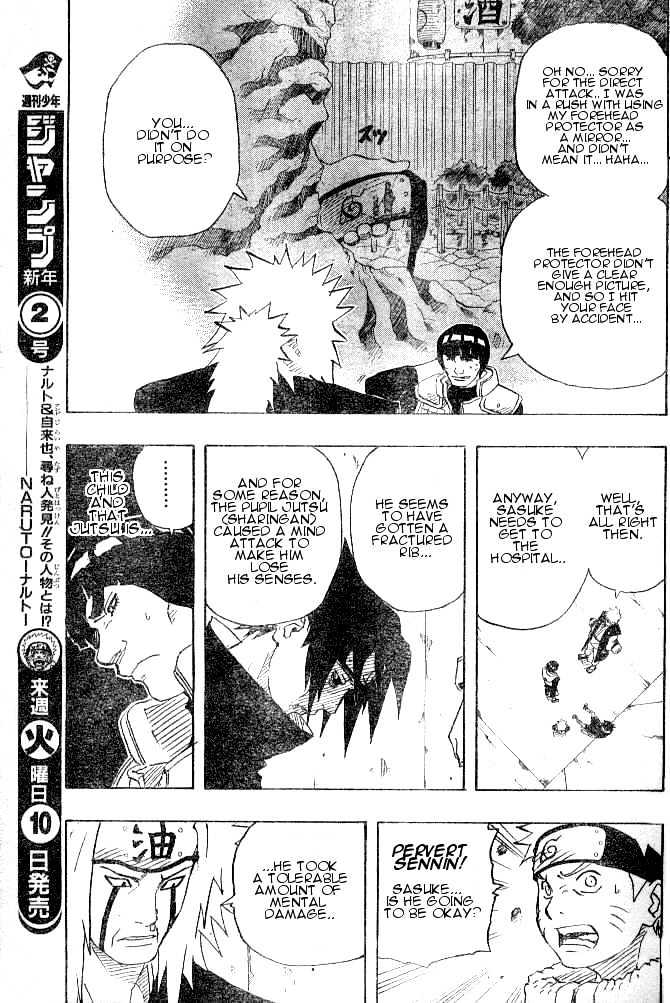 Naruto Chapter 148 Full Manga Read Scan Image 13