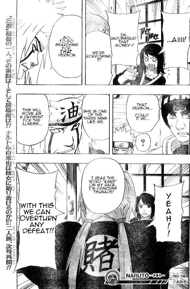 Naruto Chapter 148 Full Manga Read Scan Image 19