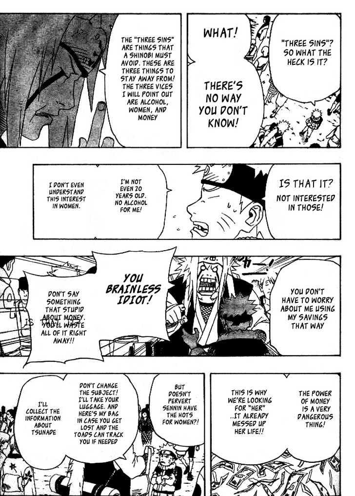 Naruto Chapter 150 Full Manga Read Scan Image 5