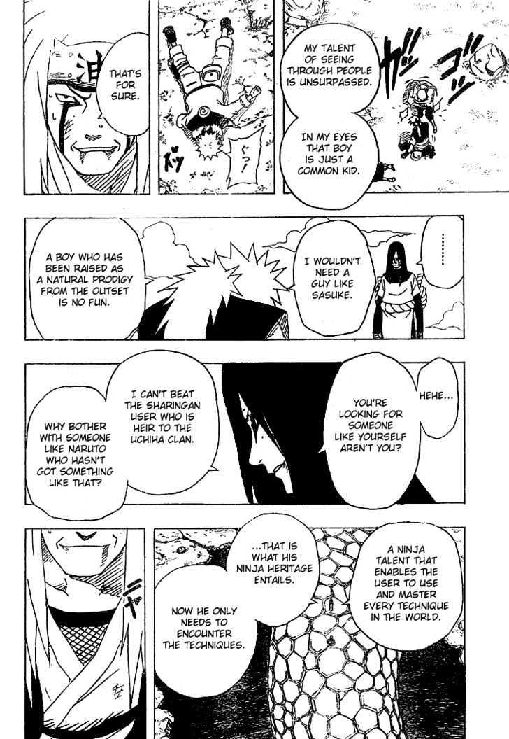 Naruto Chapter 166 Full Manga Read Scan Image 16