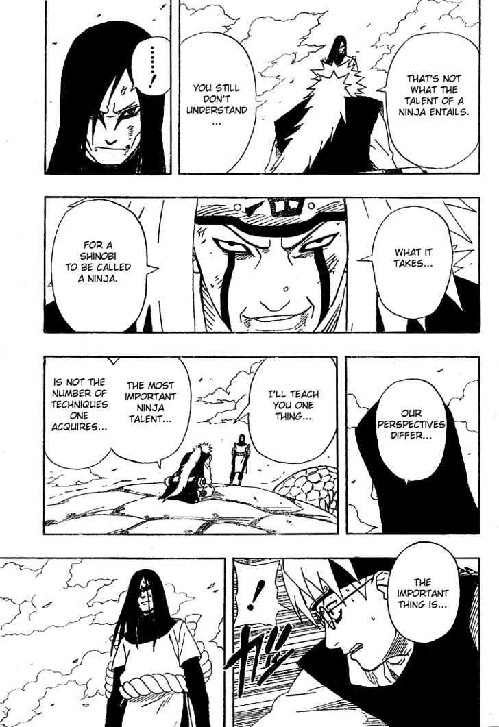 Naruto Chapter 166 Full Manga Read Scan Image 17