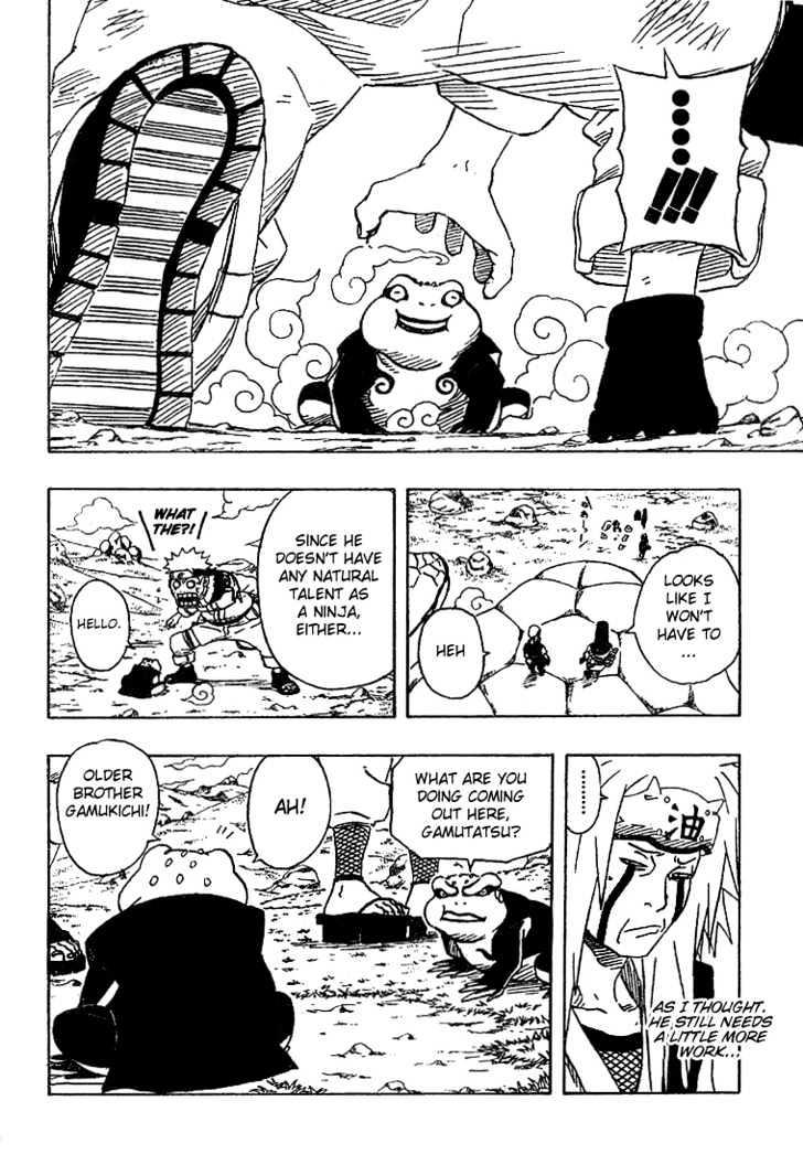 Naruto Chapter 166 Full Manga Read Scan Image 4