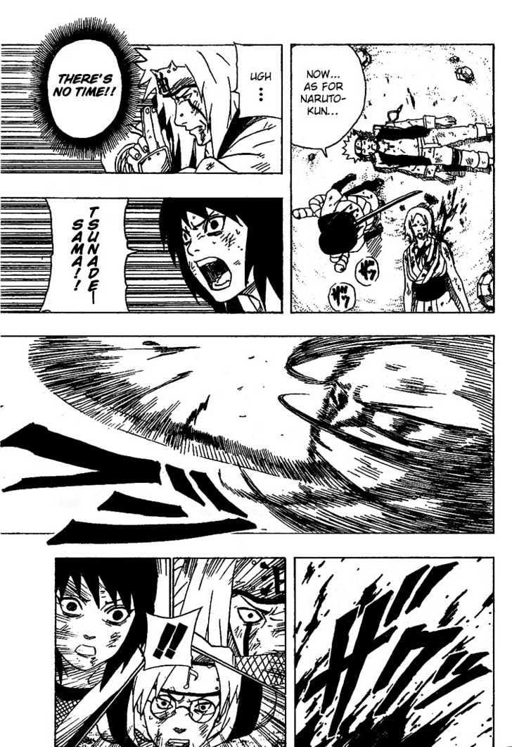 Naruto Chapter 169 Full Manga Read Scan Image 11