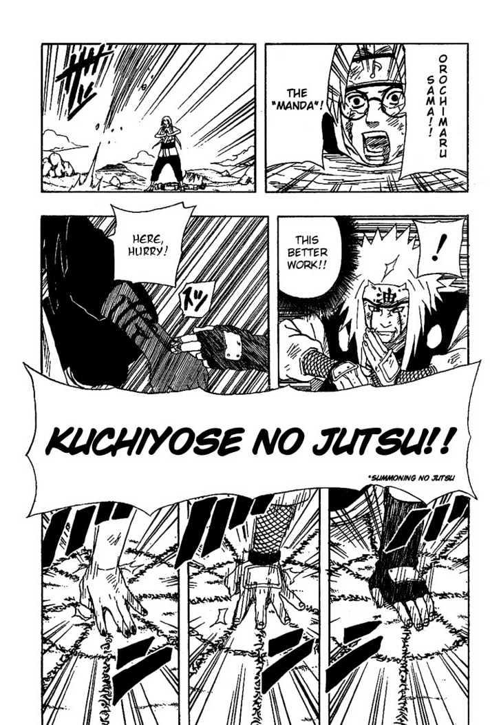 Naruto Chapter 169 Full Manga Read Scan Image 17