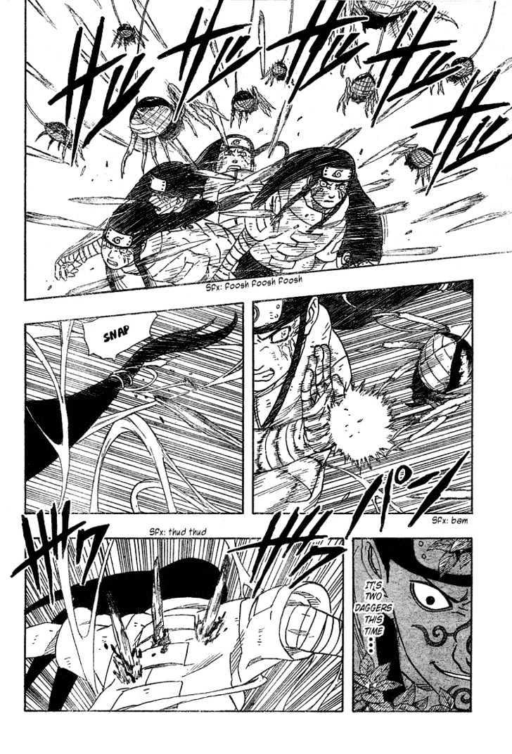 Naruto Chapter 195 Full Manga Read Scan Image 12