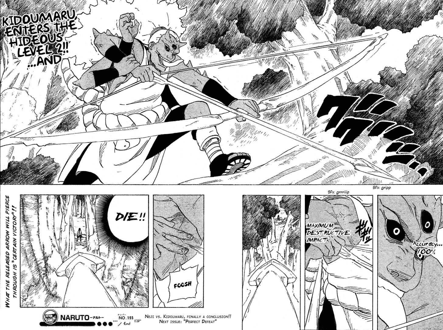 Naruto Chapter 195 Full Manga Read Scan Image 18