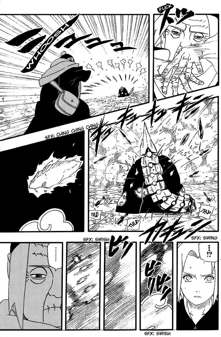 Naruto Chapter 264 Full Manga Read Scan Image 18