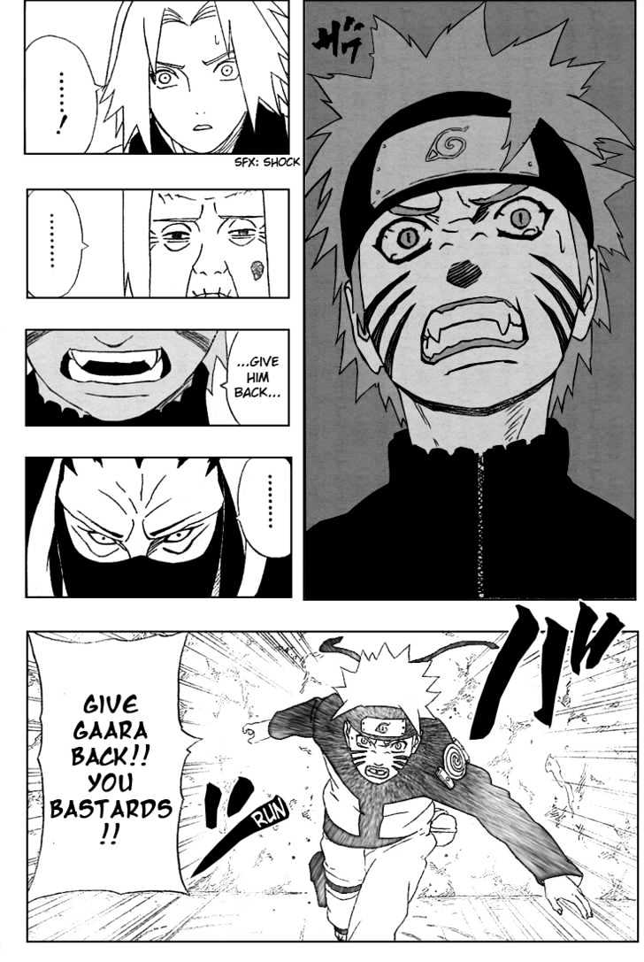 Naruto Chapter 264 Full Manga Read Scan Image 5