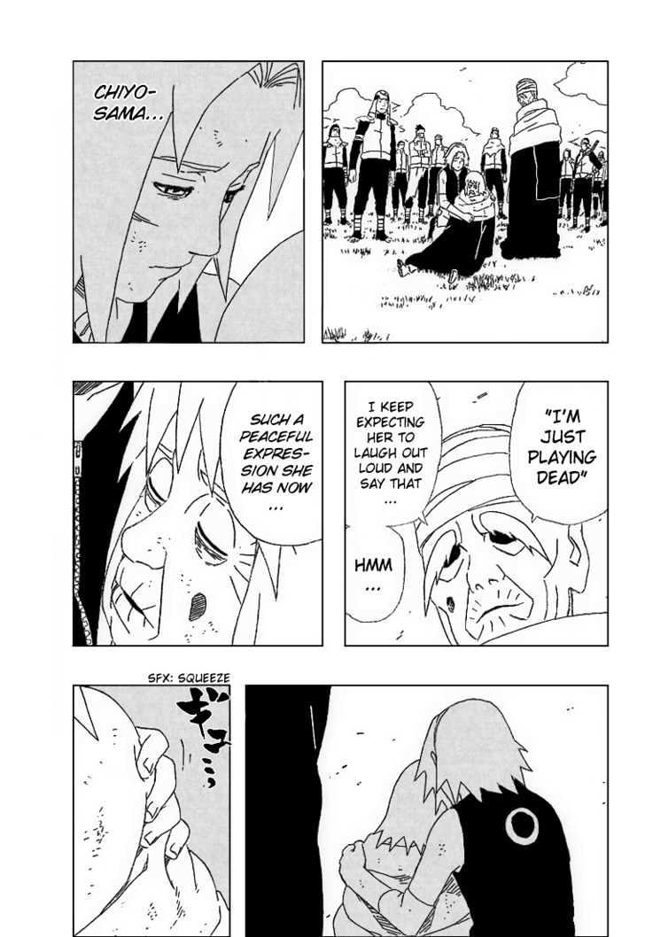 Naruto Chapter 280 Full Manga Read Scan Image 12