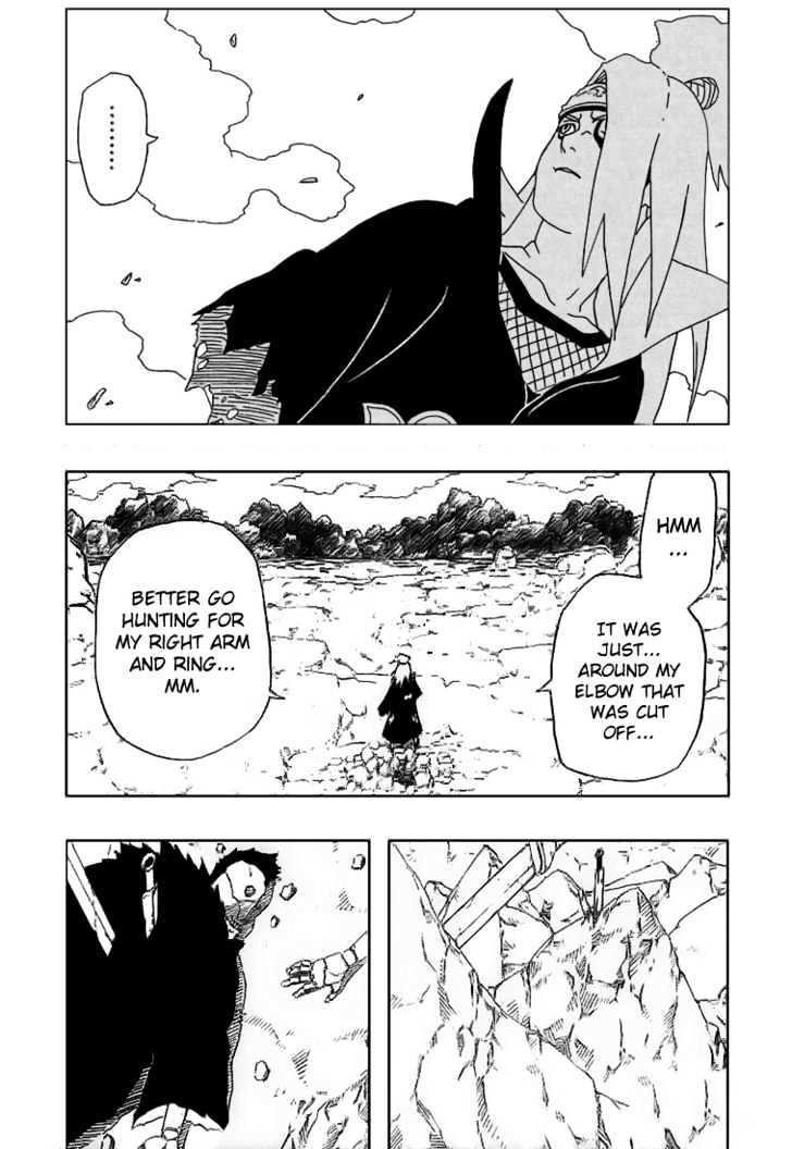 Naruto Chapter 280 Full Manga Read Scan Image 18
