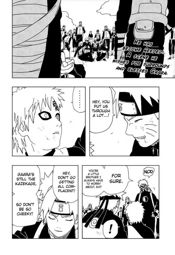 Naruto Chapter 280 Full Manga Read Scan Image 3