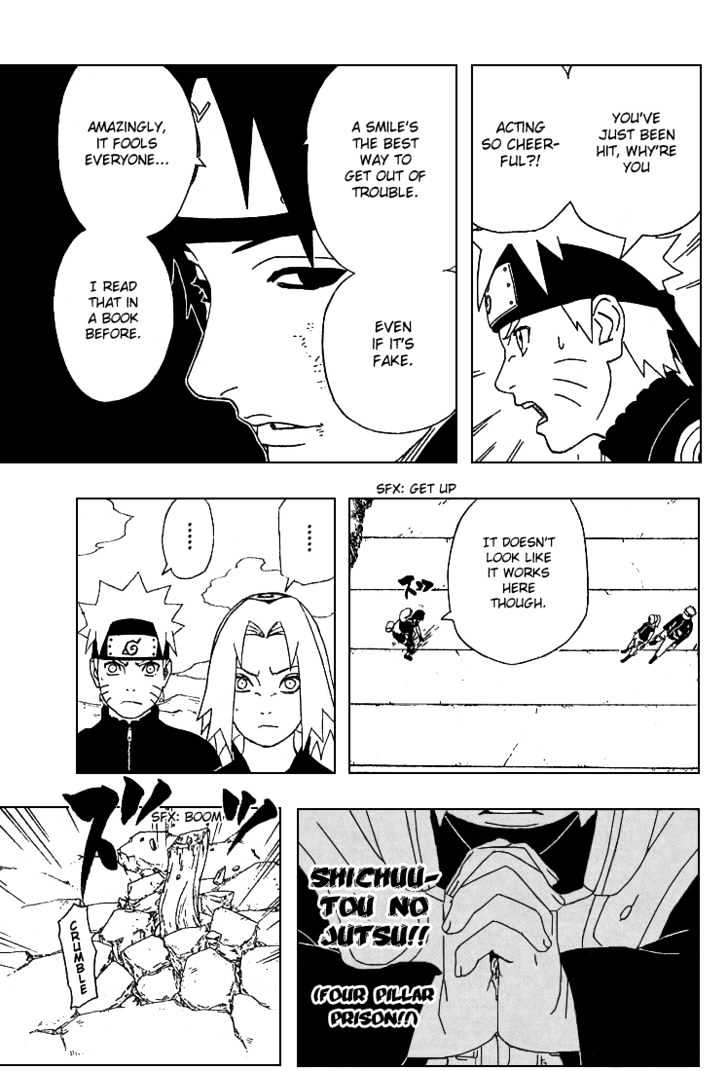 Naruto Chapter 286 Full Manga Read Scan Image 11