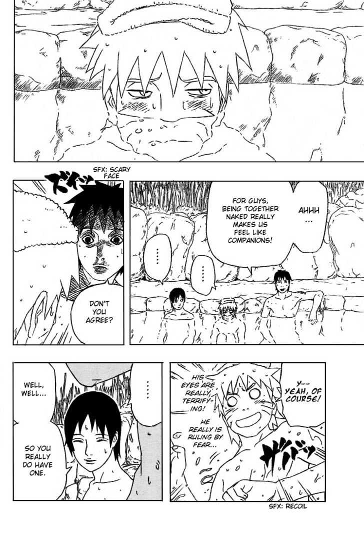 Naruto Chapter 286 Full Manga Read Scan Image 14