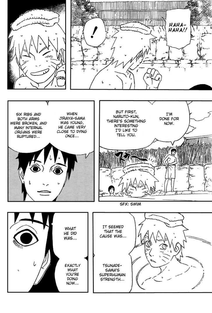 Naruto Chapter 286 Full Manga Read Scan Image 16