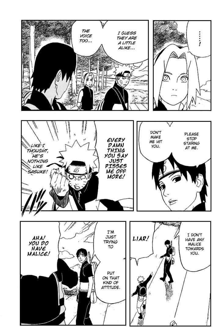 Naruto Chapter 286 Full Manga Read Scan Image 3