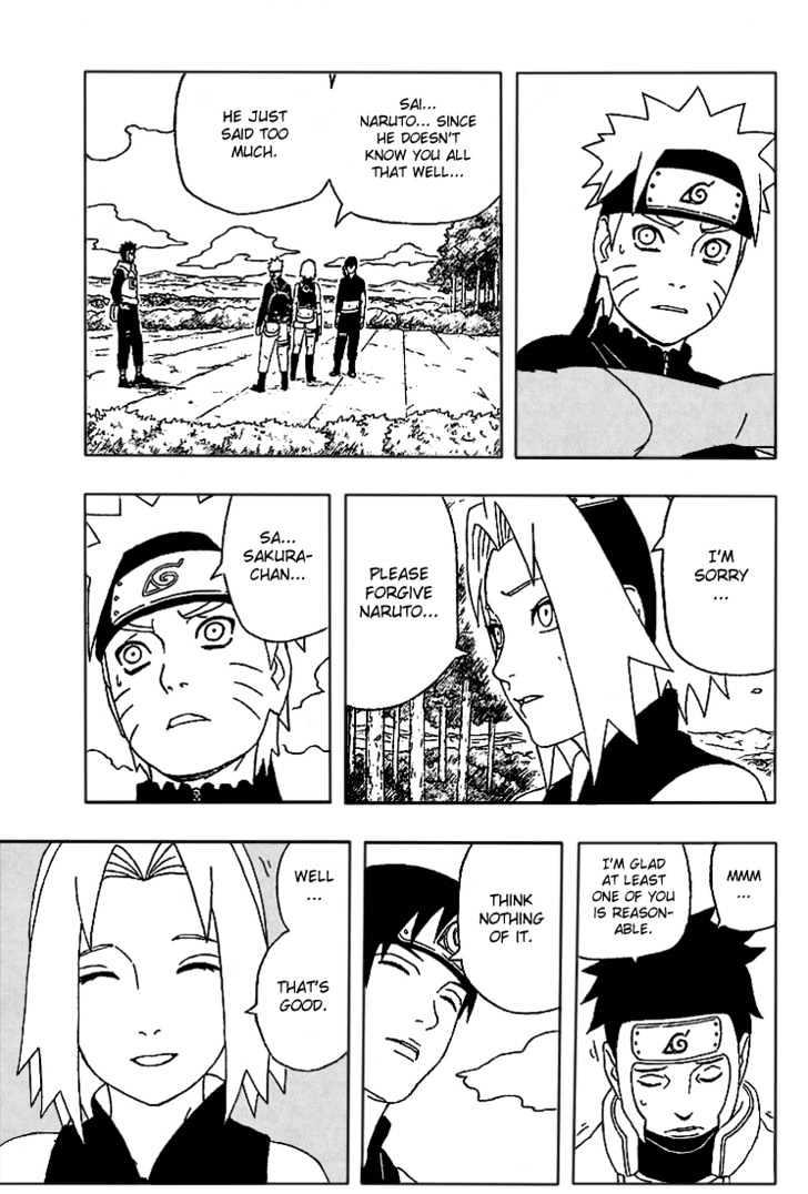 Naruto Chapter 286 Full Manga Read Scan Image 7