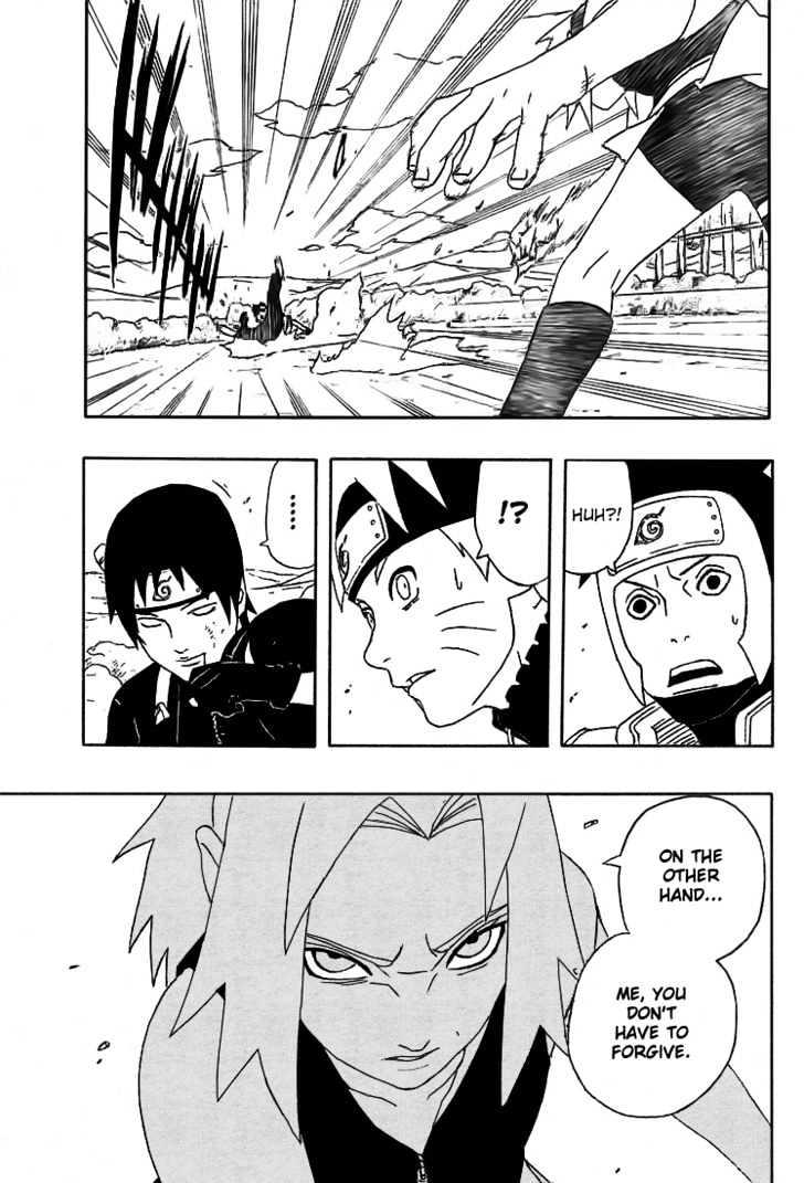Naruto Chapter 286 Full Manga Read Scan Image 9