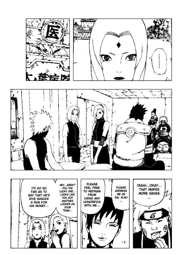 Naruto Chapter 312 Full Manga Read Scan Image 6