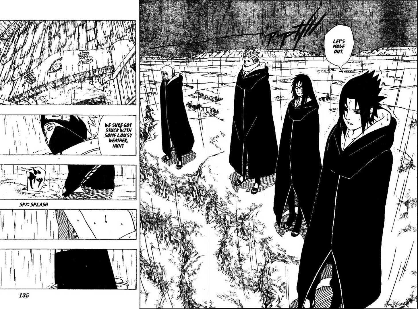 Naruto Chapter 354 Full Manga Read Scan Image 14