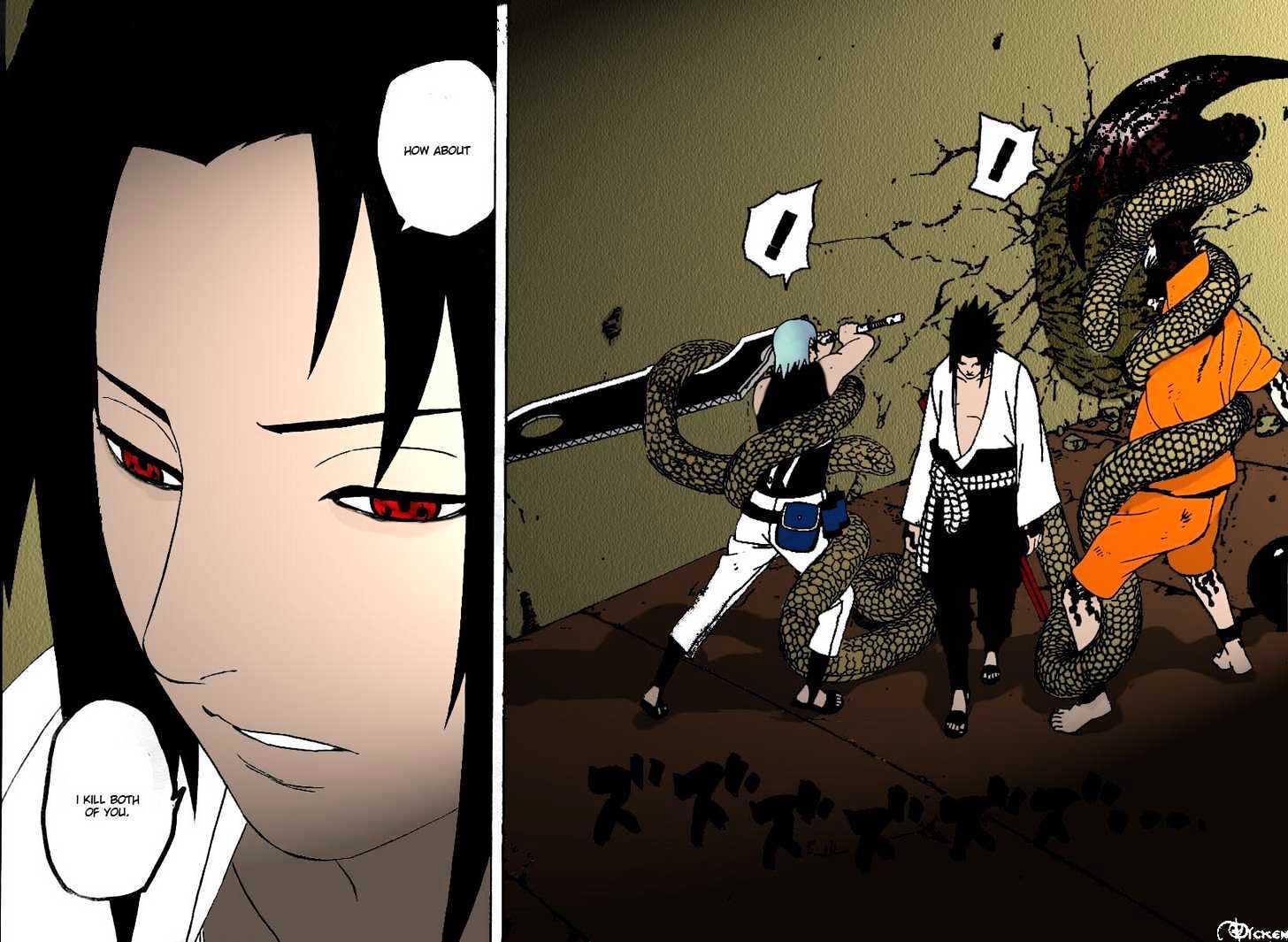 Naruto Chapter 354 Full Manga Read Scan Image 22