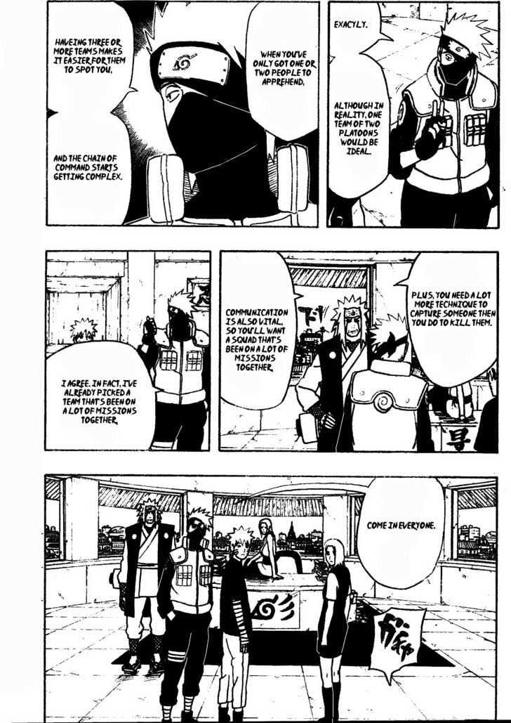 Naruto Chapter 354 Full Manga Read Scan Image 3