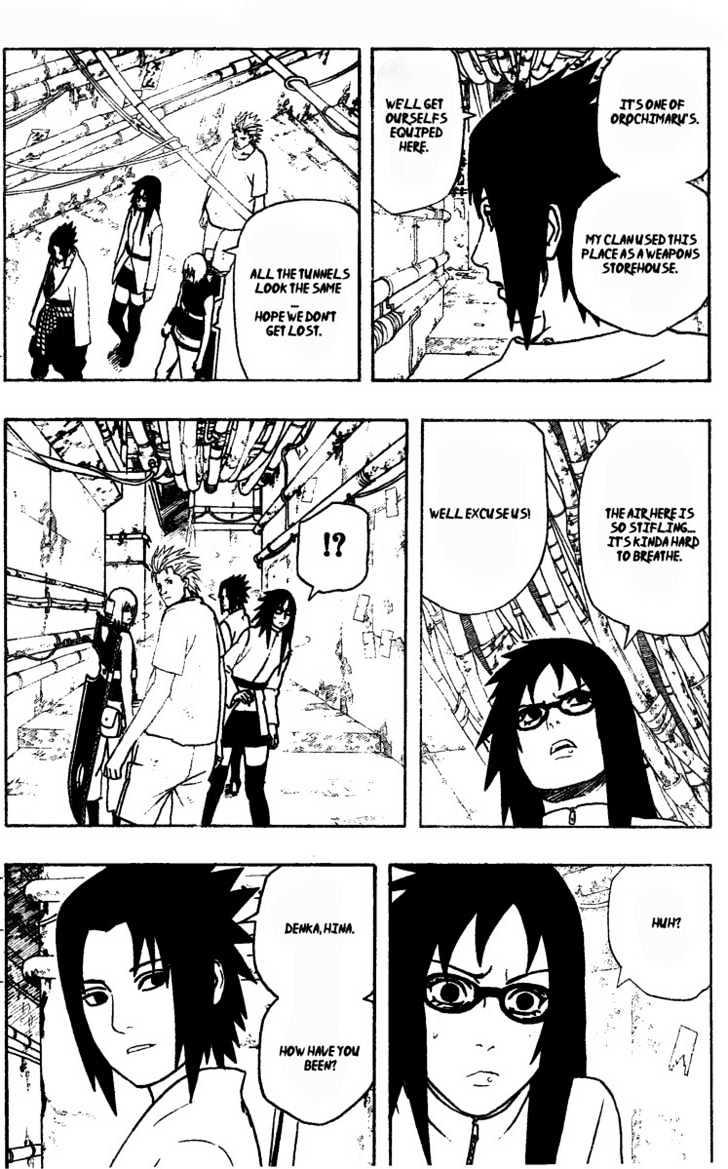 Naruto Chapter 354 Full Manga Read Scan Image 5