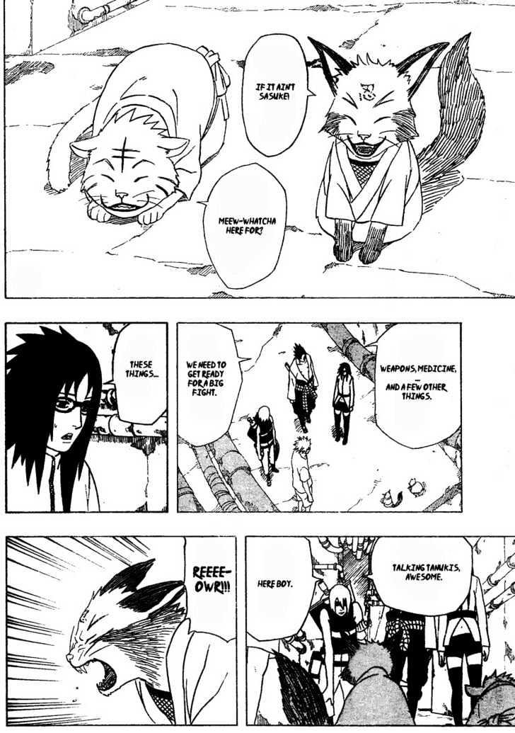 Naruto Chapter 354 Full Manga Read Scan Image 6