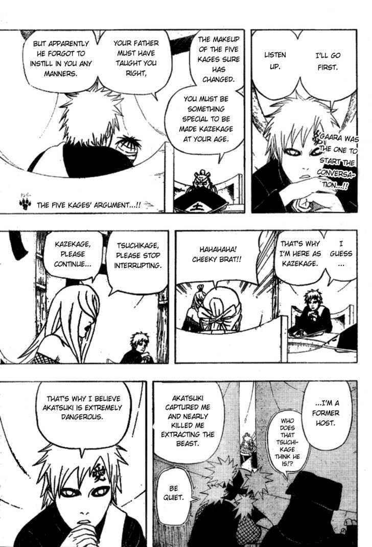 Naruto Chapter 458 Full Manga Read Scan Image 1