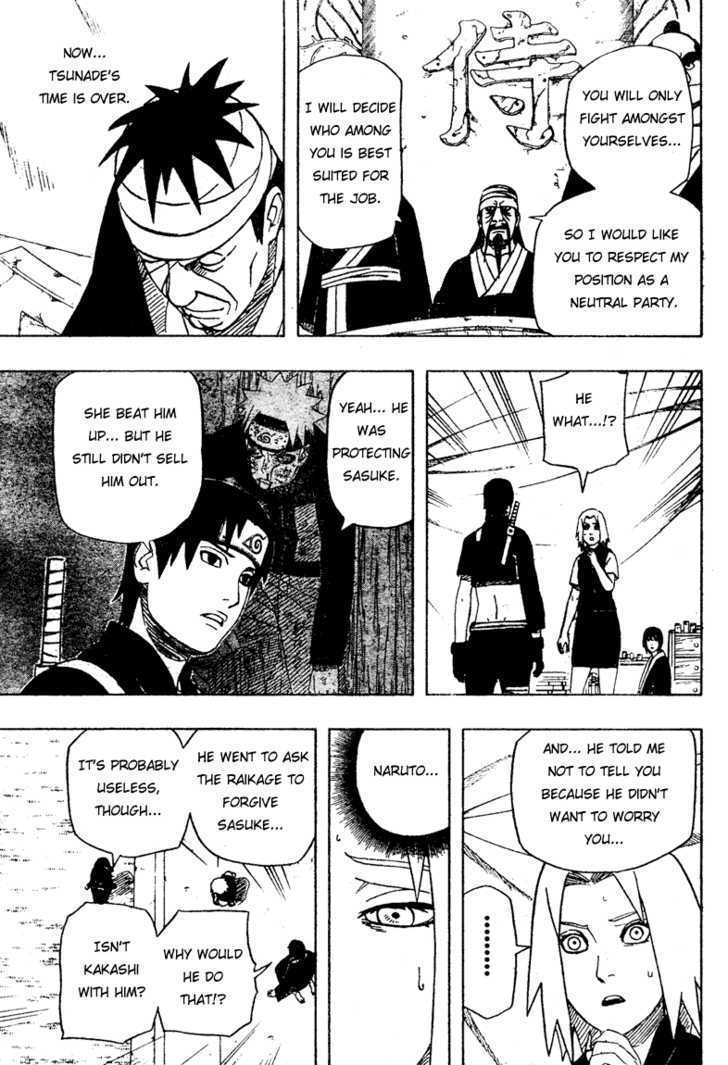 Naruto Chapter 458 Full Manga Read Scan Image 12