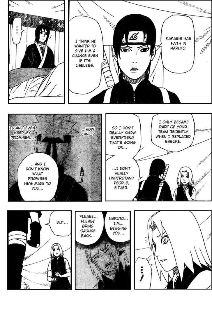 Naruto Chapter 458 Full Manga Read Scan Image 13
