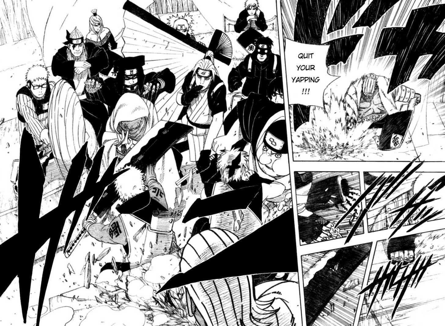 Naruto Chapter 458 Full Manga Read Scan Image 4