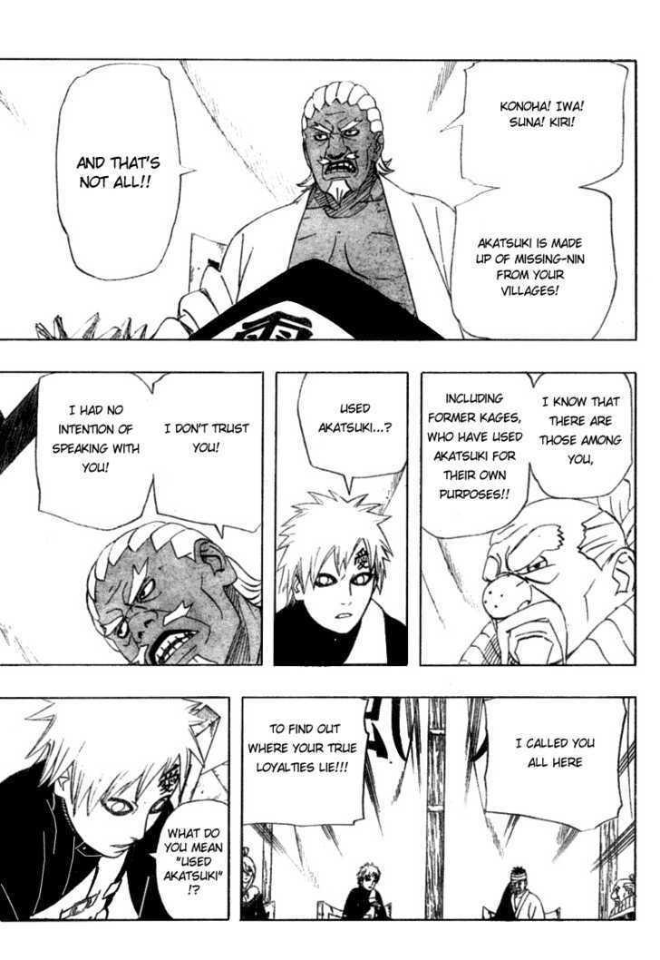 Naruto Chapter 458 Full Manga Read Scan Image 6
