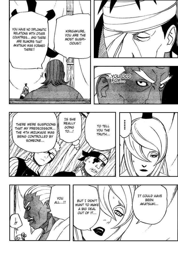 Naruto Chapter 458 Full Manga Read Scan Image 9