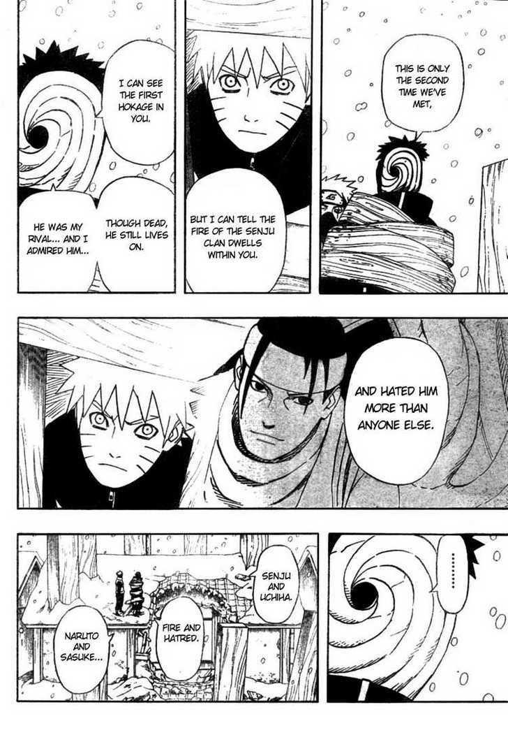 Naruto Chapter 462 Full Manga Read Scan Image 14