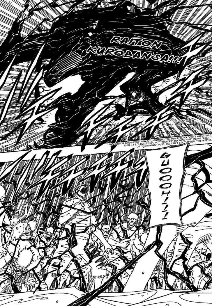 Naruto Chapter 526 Full Manga Read Scan Image 9