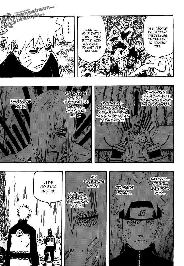 Naruto Chapter 535 Full Manga Read Scan Image 11