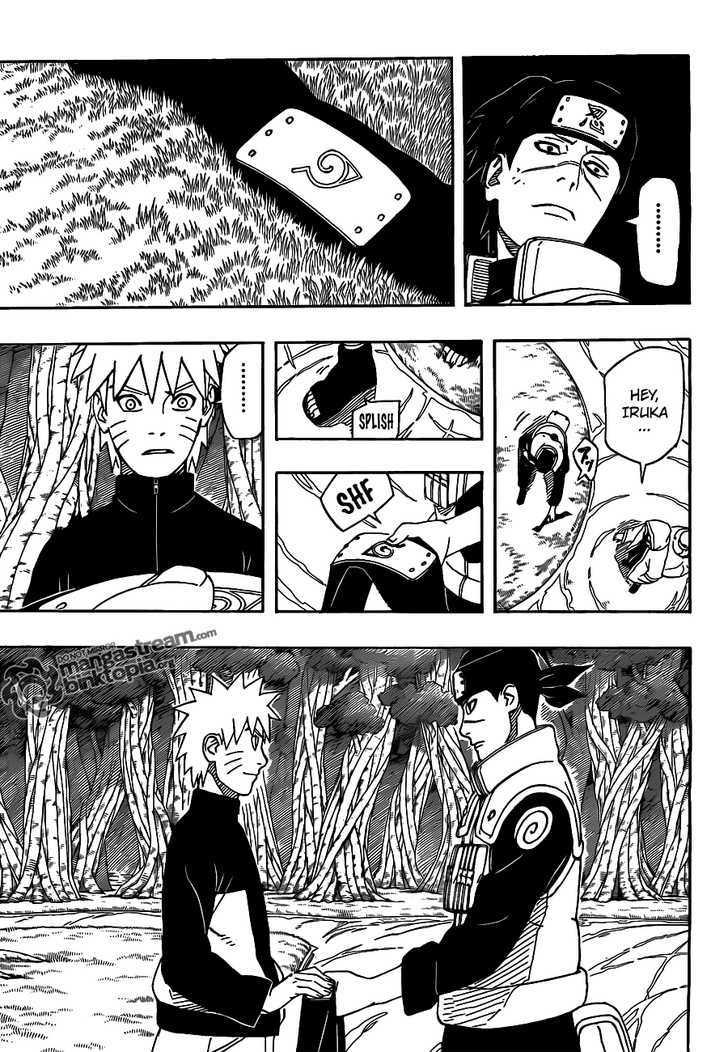 Naruto Chapter 535 Full Manga Read Scan Image 15
