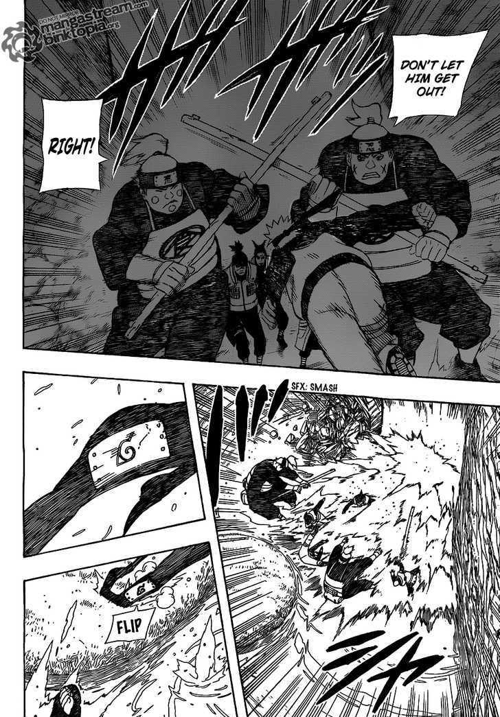 Naruto Chapter 535 Full Manga Read Scan Image 6