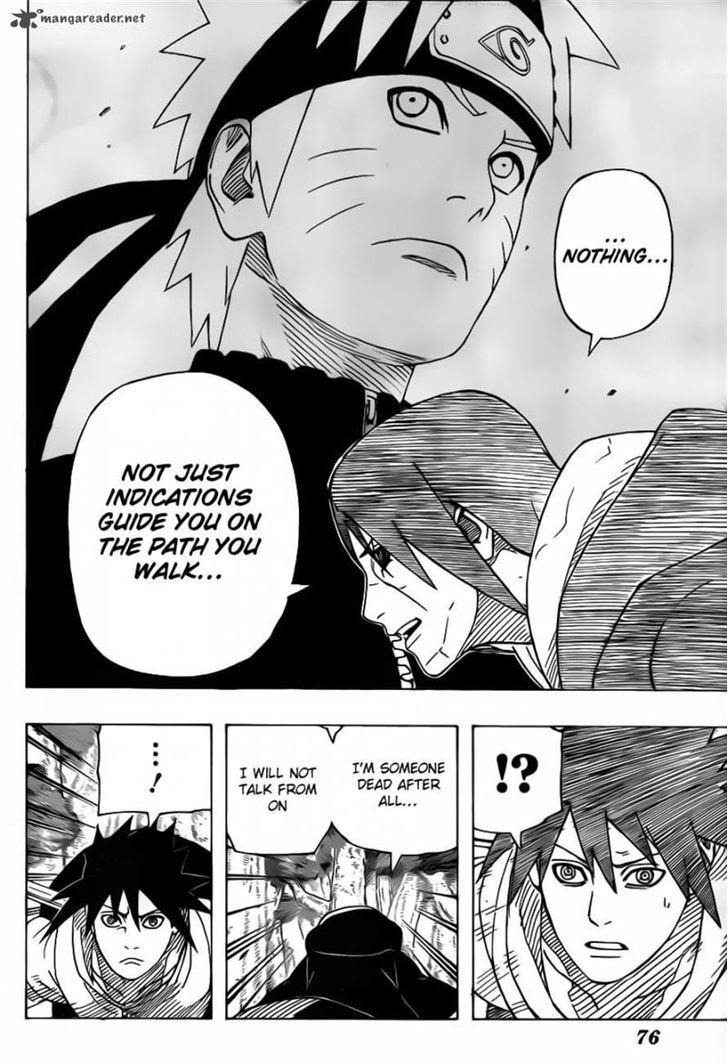 Naruto Chapter 576 Full Manga Read Scan Image 12
