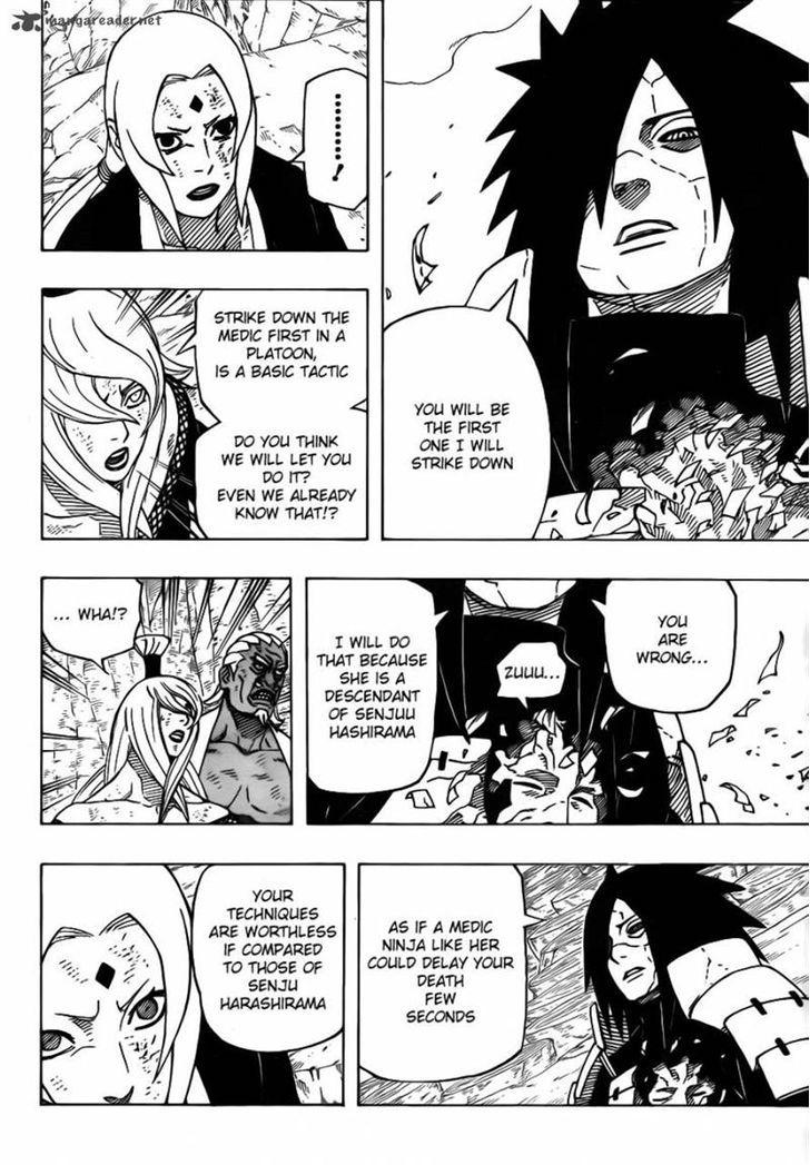 Naruto Chapter 576 Full Manga Read Scan Image 14